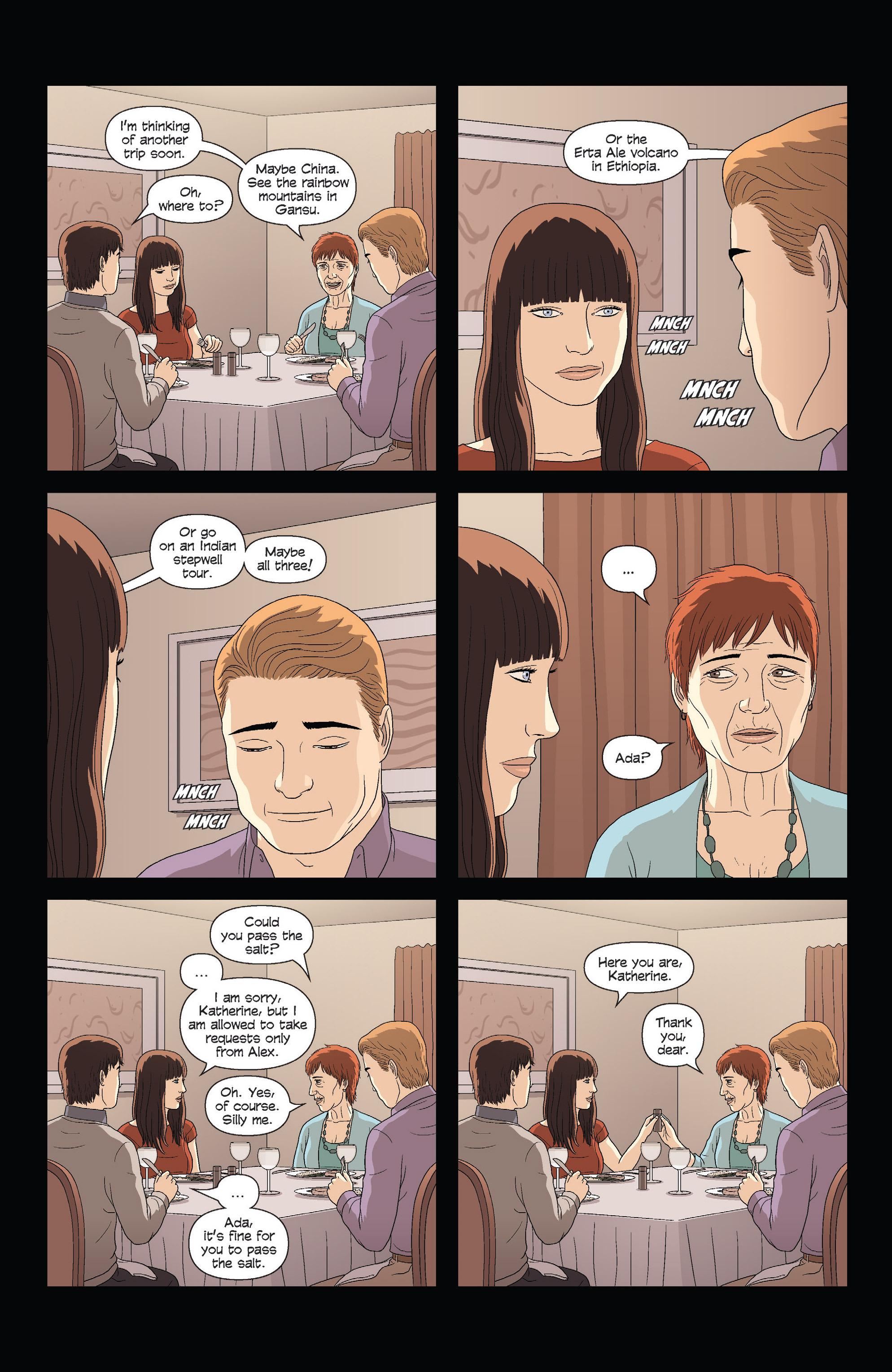 Read online Alex   Ada comic -  Issue #7 - 19