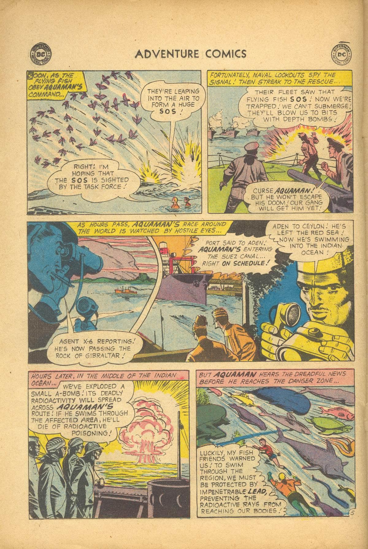 Read online Adventure Comics (1938) comic -  Issue #273 - 22