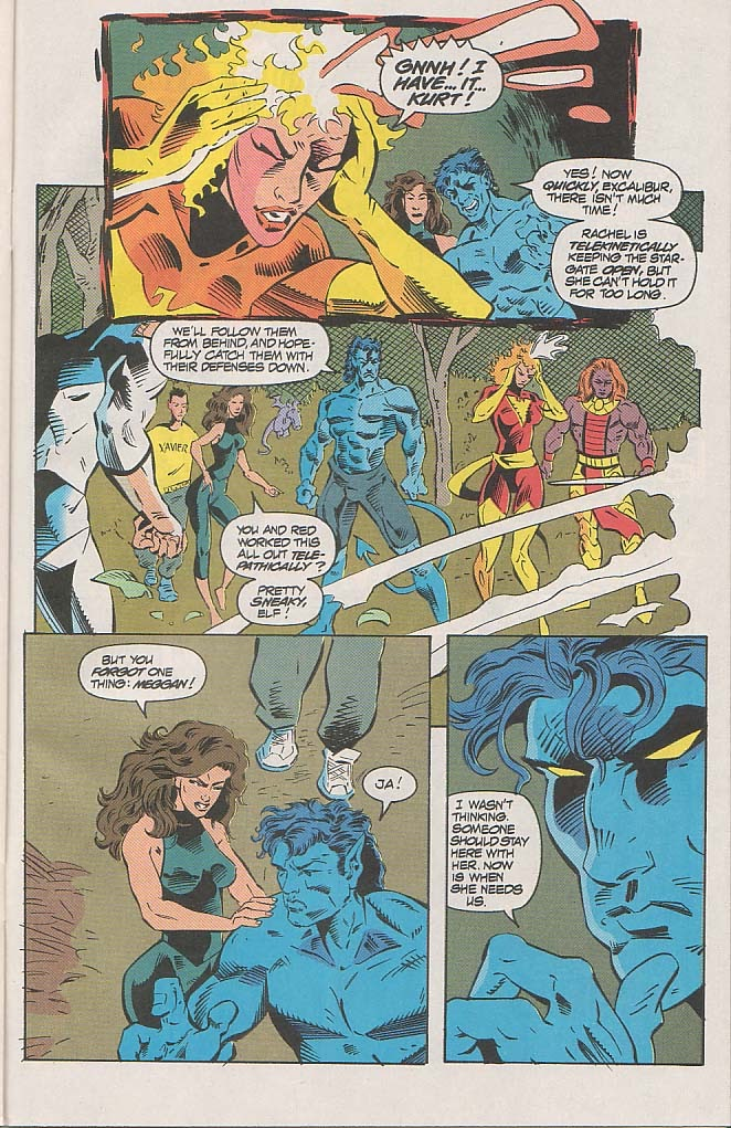 Excalibur (1988) issue 68 - Page 23