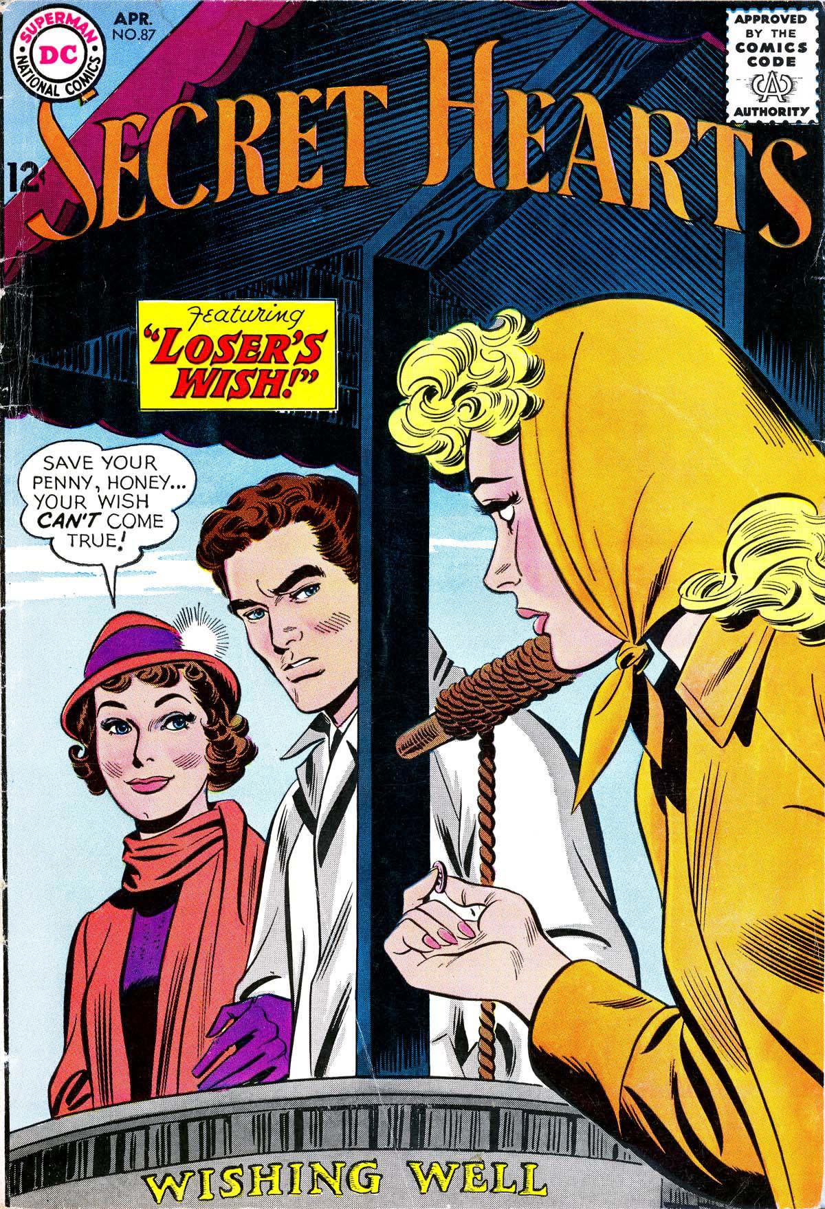 Secret Hearts 87 Page 1