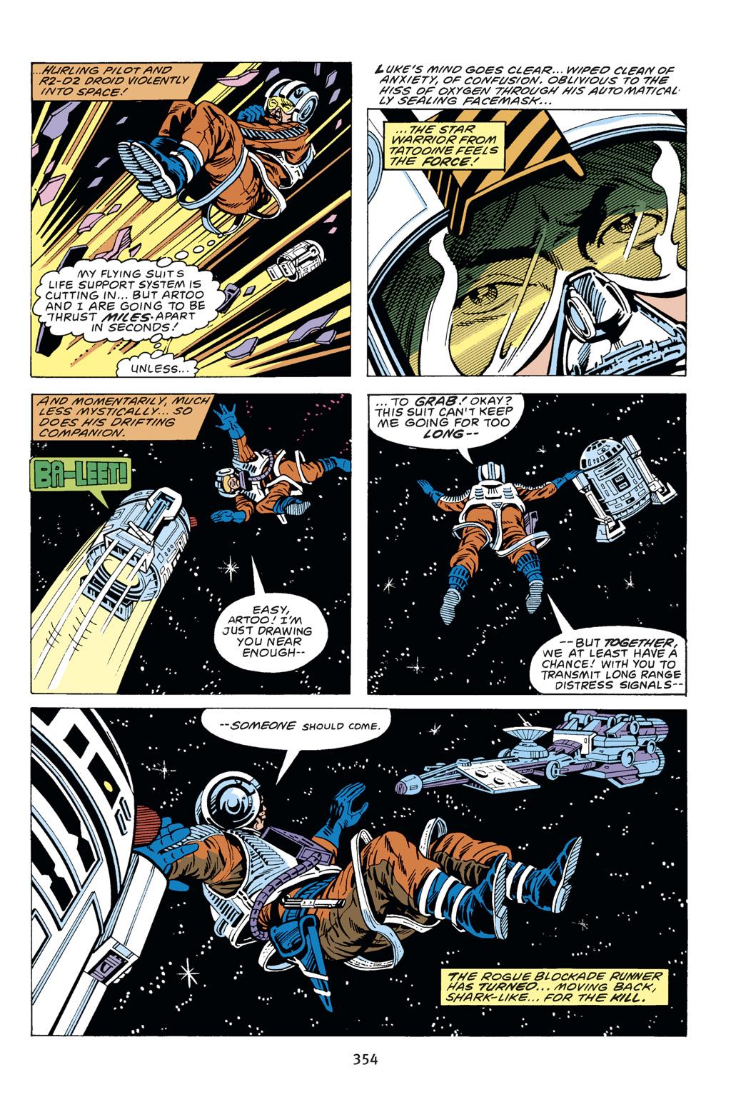 Read online Star Wars Omnibus comic -  Issue # Vol. 14 - 351