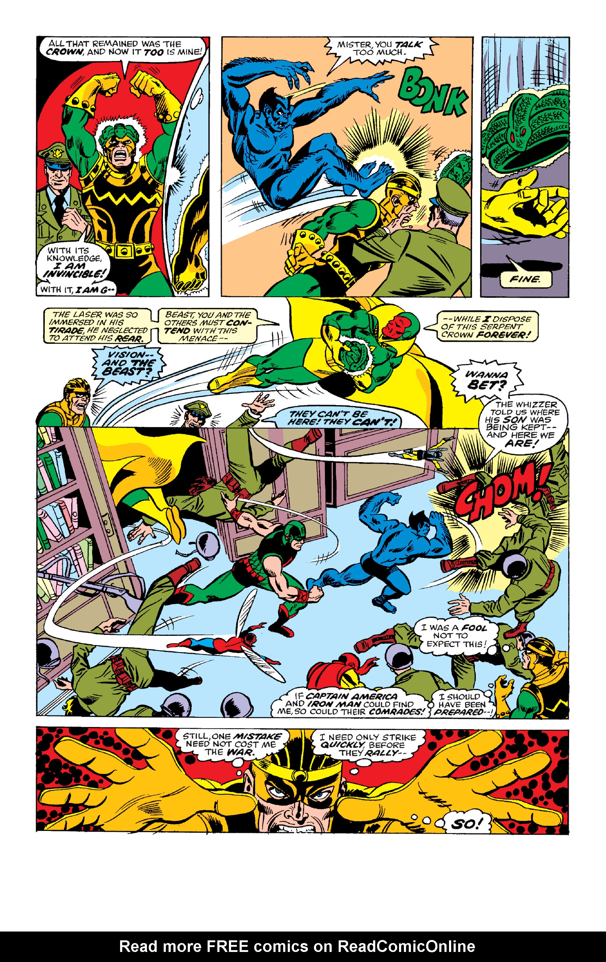 The Avengers (1963) _Annual_6 Page 19