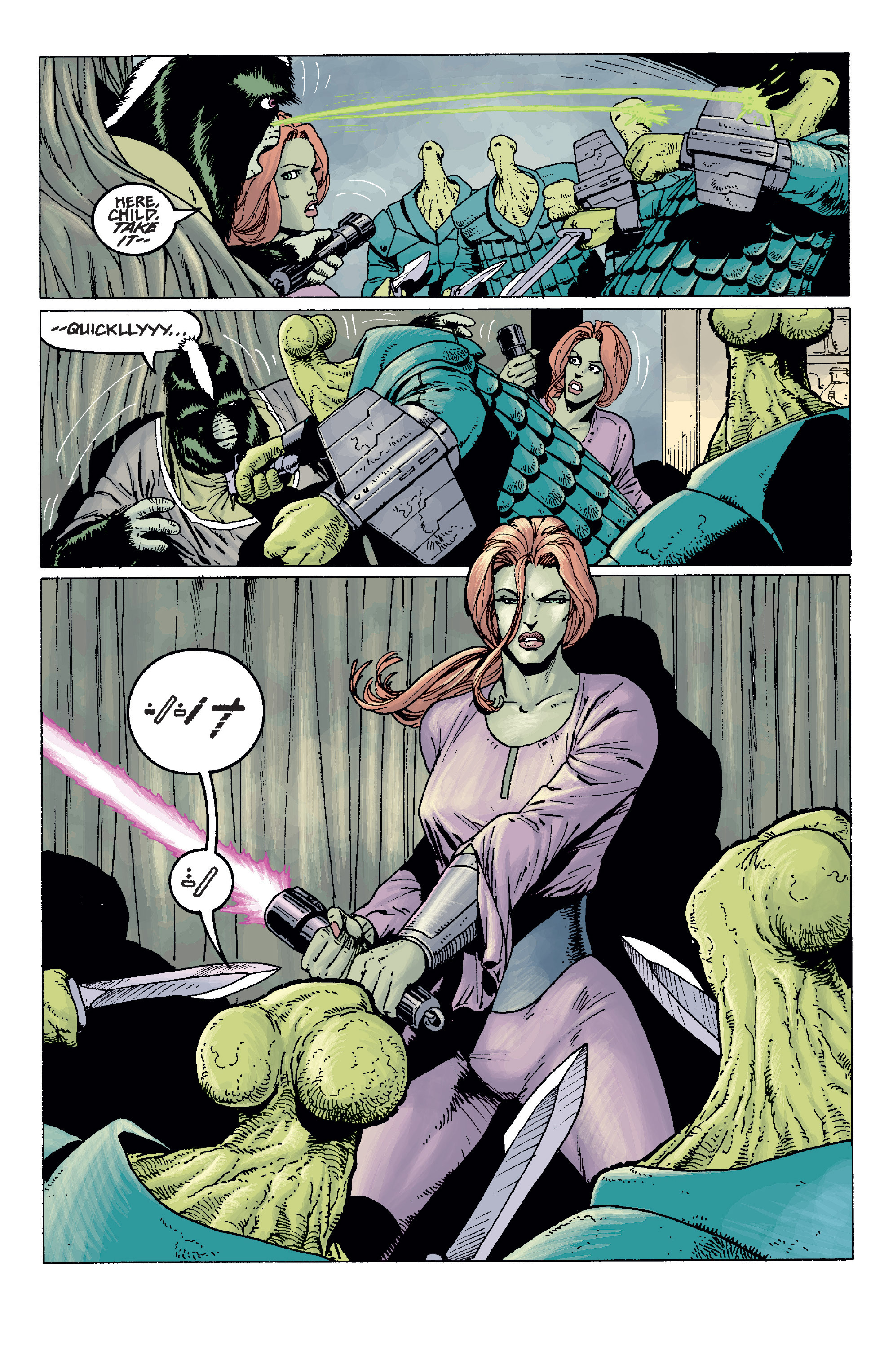 Read online Star Wars Omnibus comic -  Issue # Vol. 11 - 243