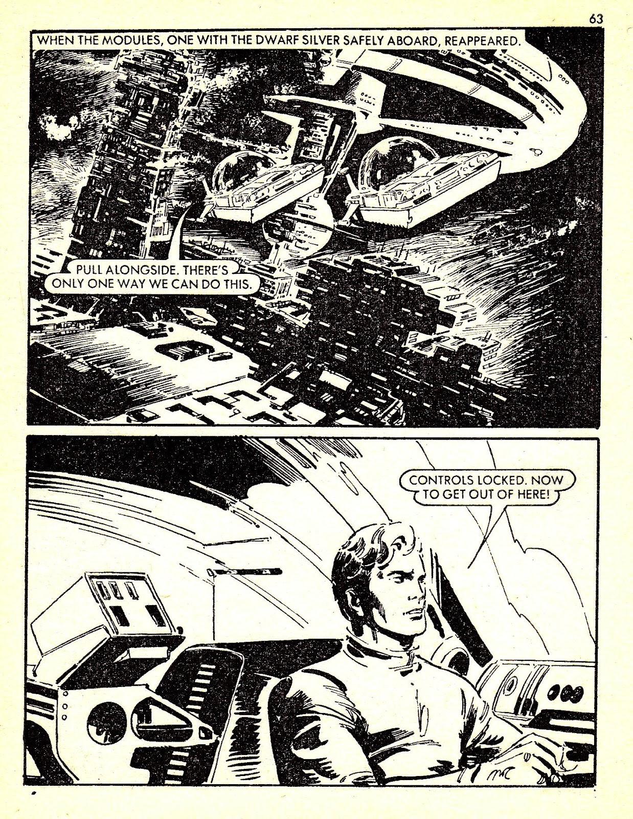Starblazer issue 140 - Page 63