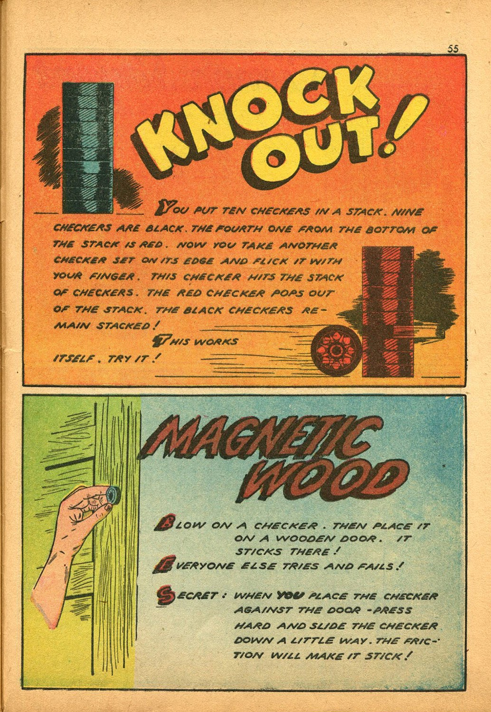Read online Super-Magician Comics comic -  Issue #9 - 54