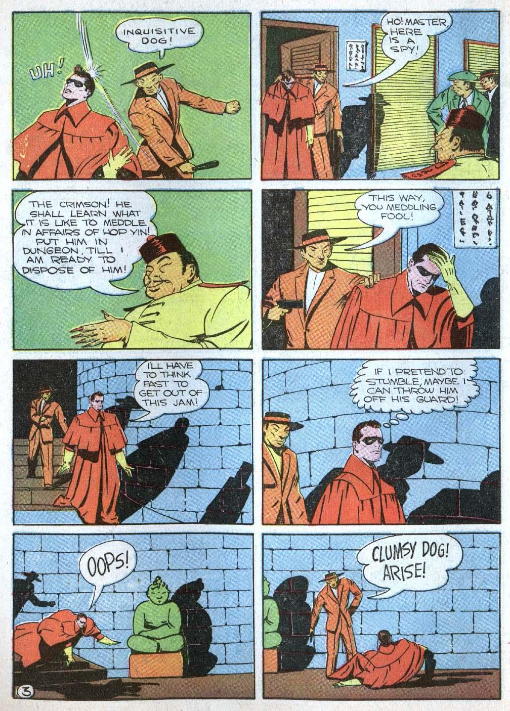 Read online Detective Comics (1937) comic -  Issue #43 - 34