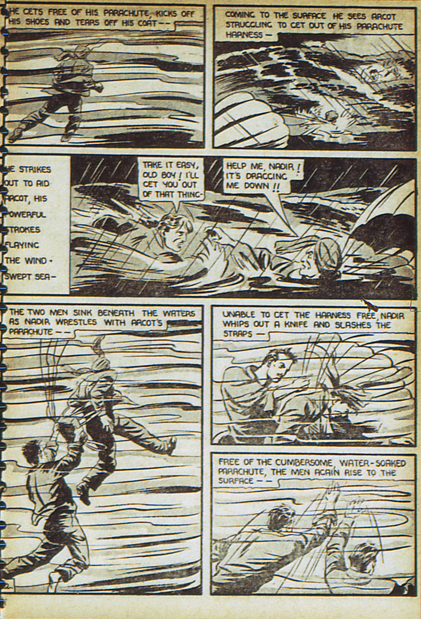 Read online Adventure Comics (1938) comic -  Issue #23 - 43