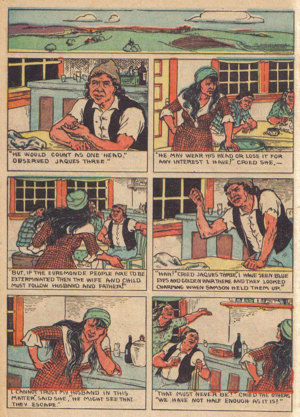 Read online Adventure Comics (1938) comic -  Issue #24 - 22