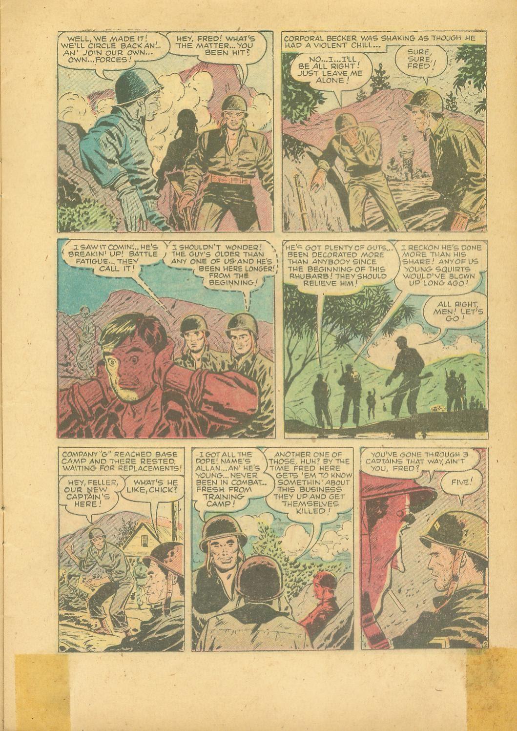 War Adventures issue 1 - Page 11