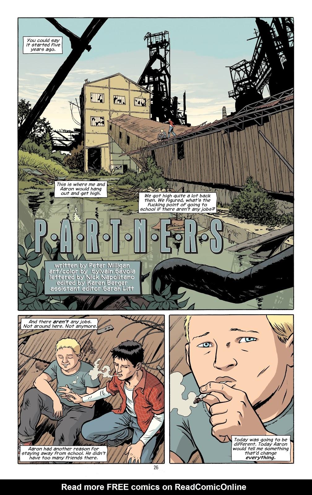 Read online Strange Adventures (2014) comic -  Issue # TPB (Part 1) - 24