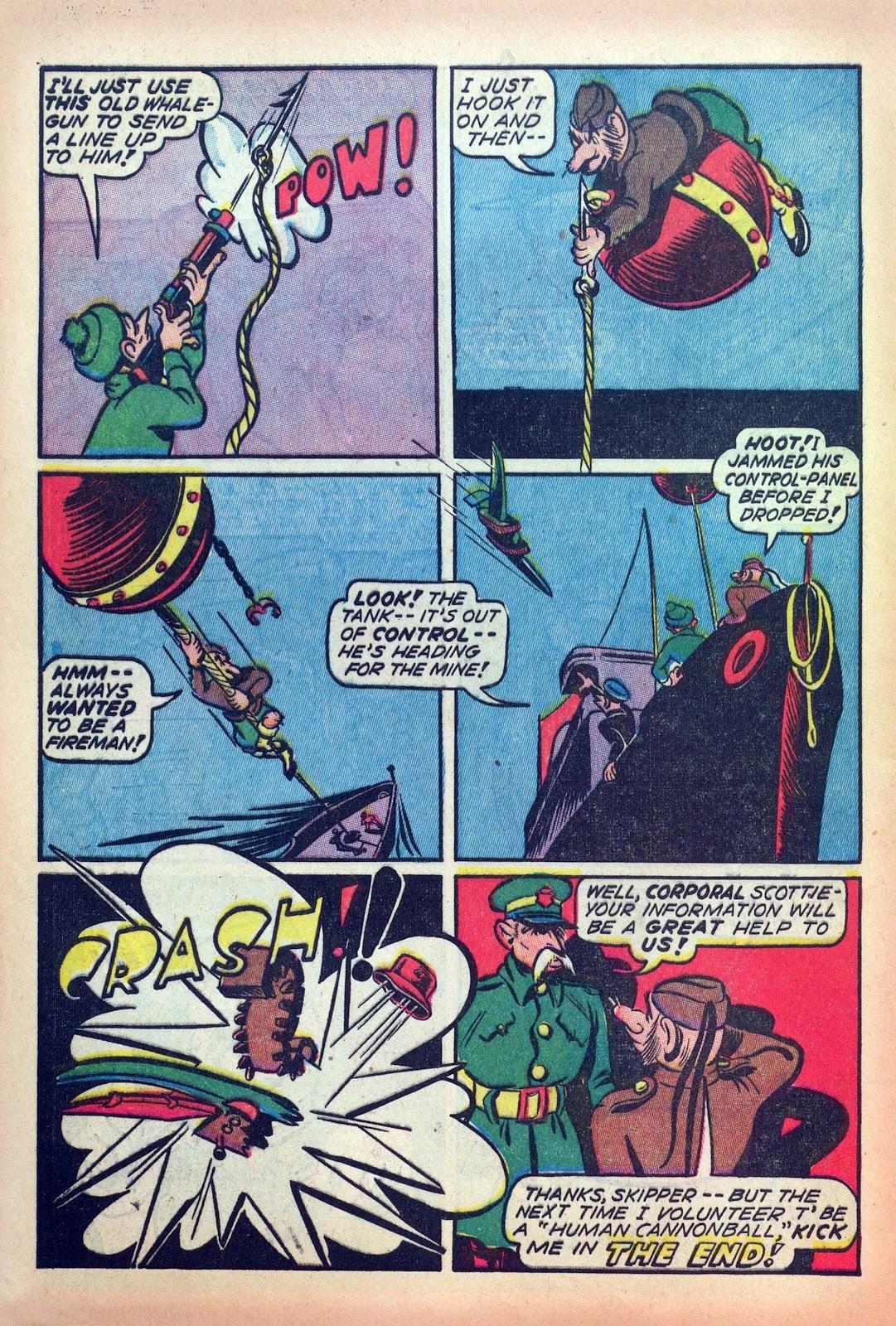 Read online Joker Comics comic -  Issue #9 - 52