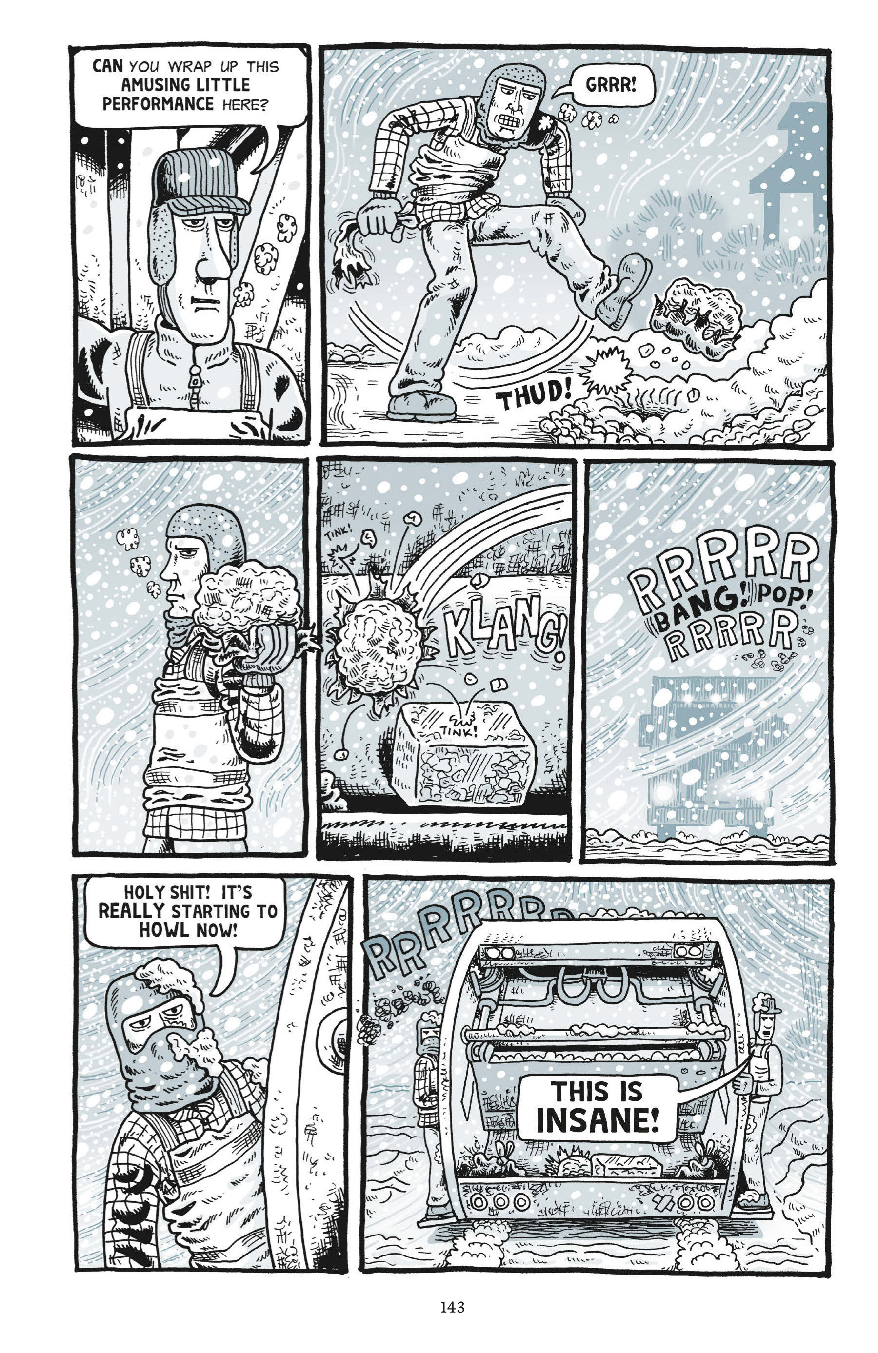 Read online Trashed comic -  Issue # Full - 137
