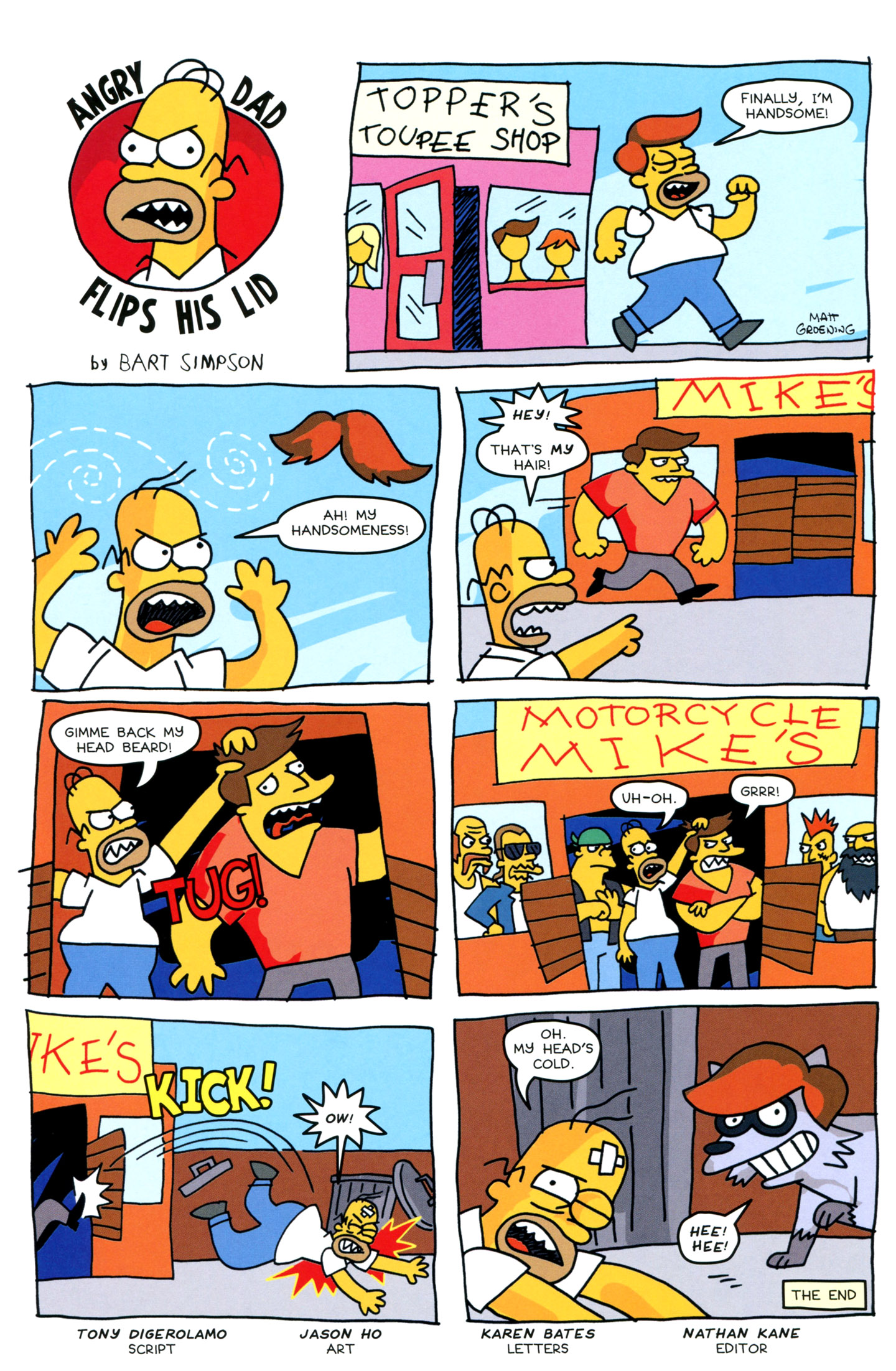 Read online Simpsons Comics Presents Bart Simpson comic -  Issue #75 - 26