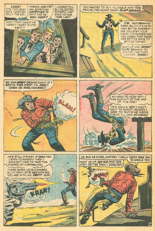 Read online Two-Gun Kid comic -  Issue #115 - 24