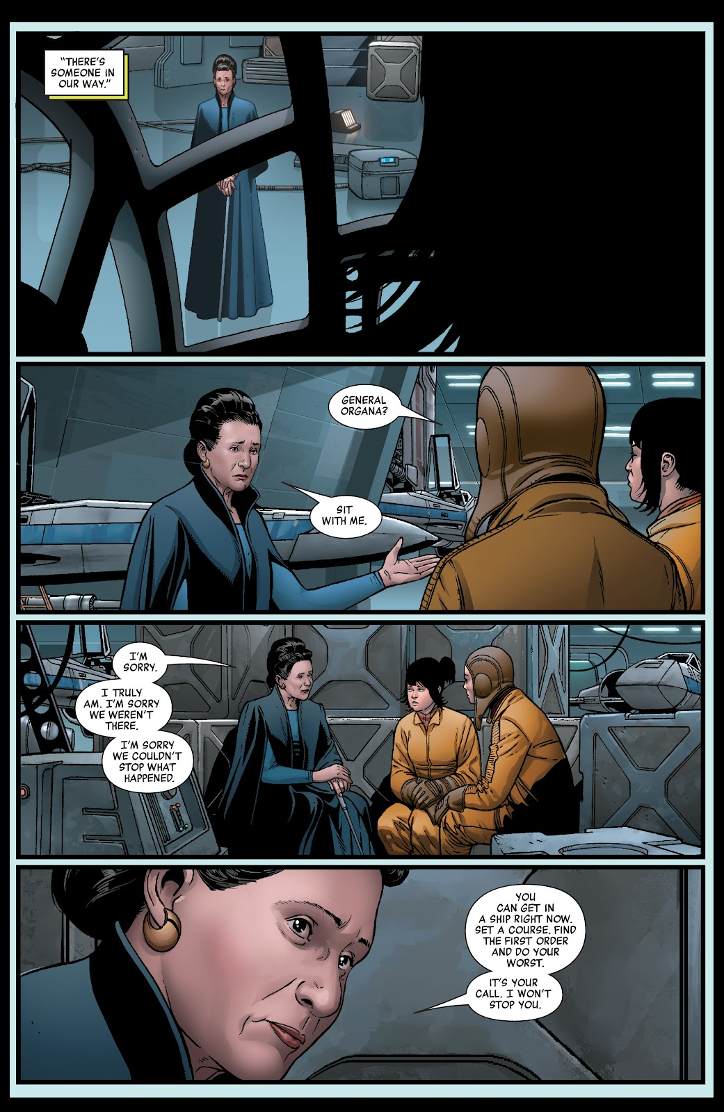 Read online Star Wars: Age of Republic: Heroes comic -  Issue # TPB - 65