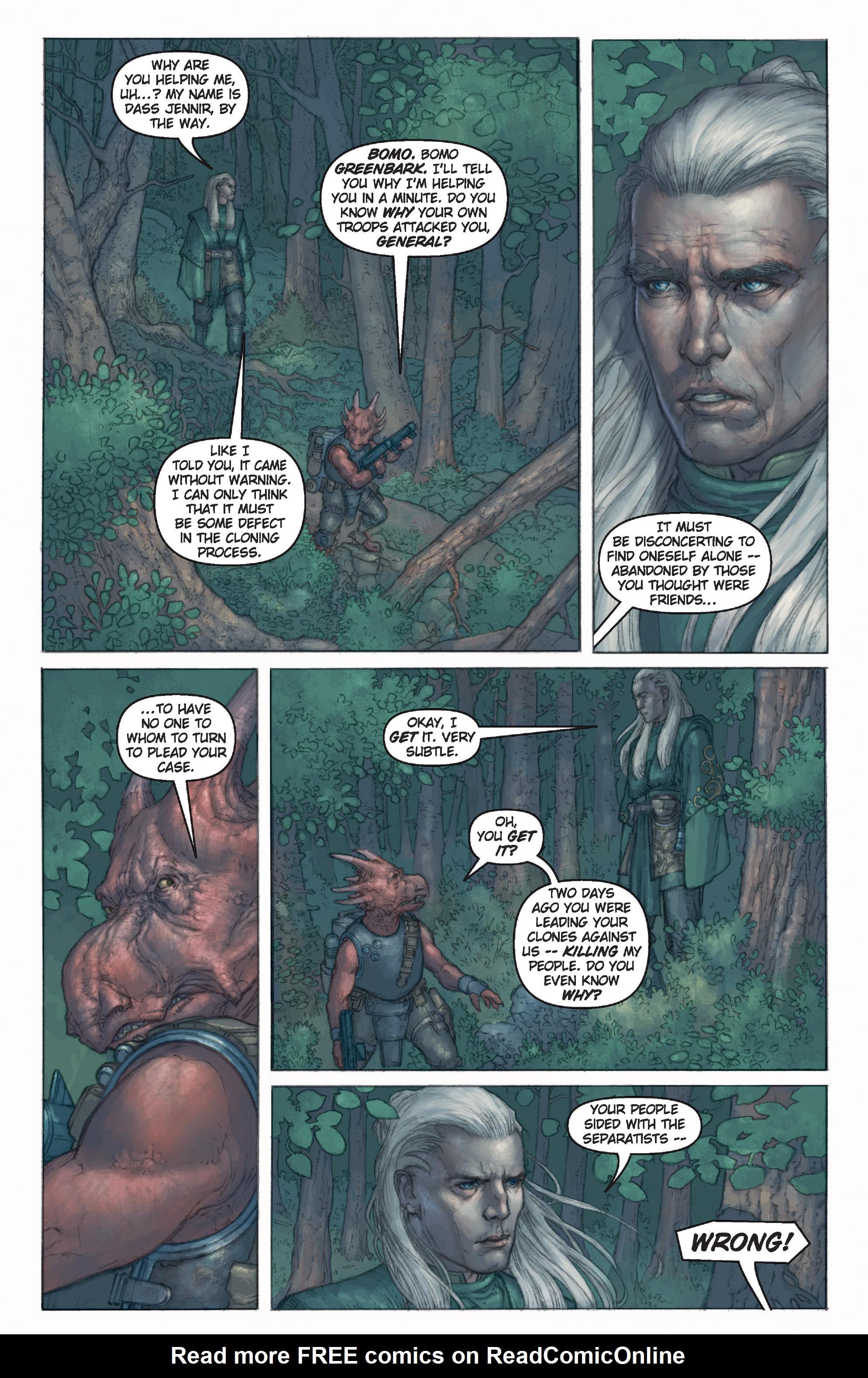Read online Star Wars Omnibus comic -  Issue # Vol. 31 - 26