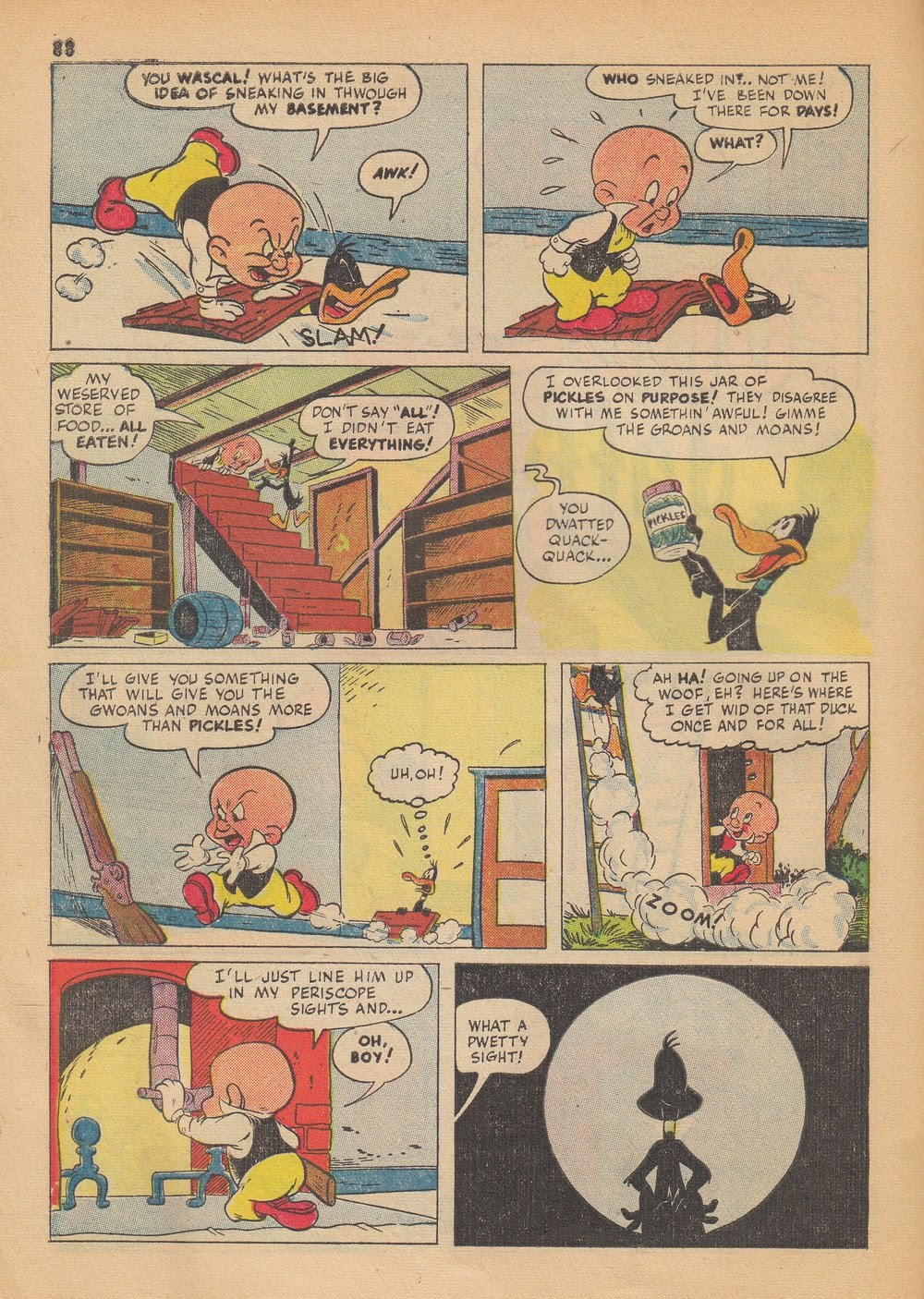 Bugs Bunny's Christmas Funnies issue TPB 4 - Page 90