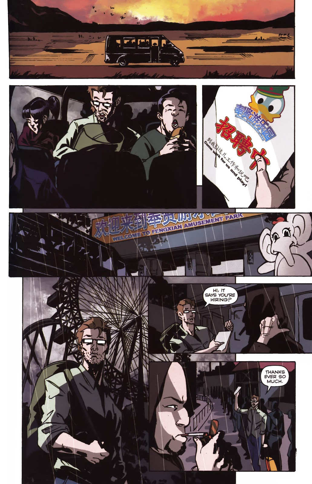 Read online Ricky Rouse Has A Gun comic -  Issue # TPB (Part 1) - 27