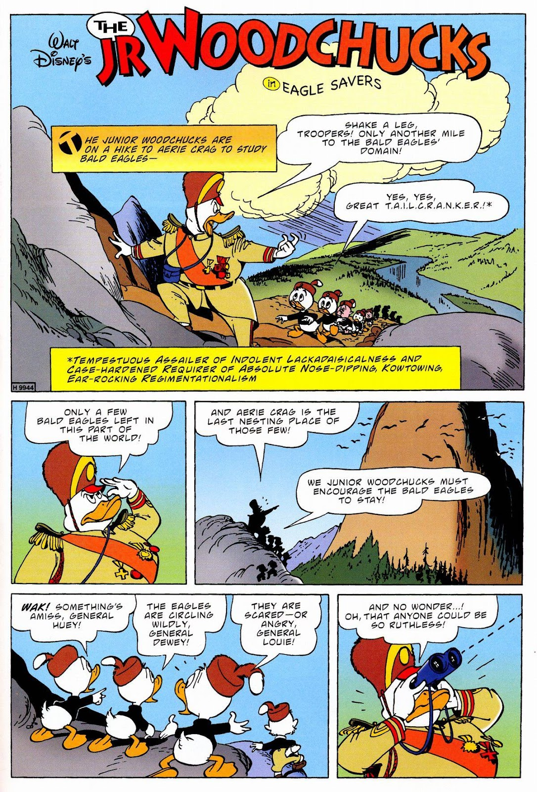 Walt Disney's Comics and Stories issue 641 - Page 55