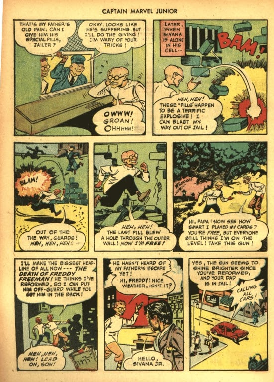 Captain Marvel, Jr. issue 39 - Page 8