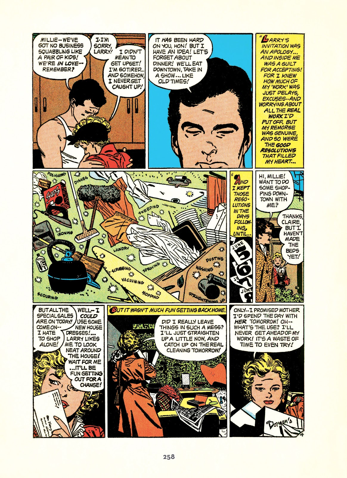 Read online Setting the Standard: Comics by Alex Toth 1952-1954 comic -  Issue # TPB (Part 3) - 59