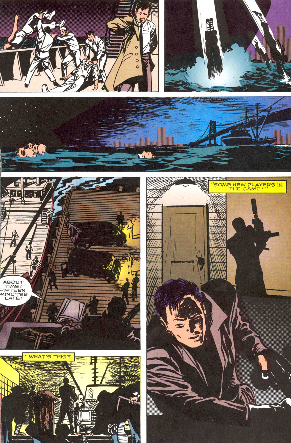 The Punisher Movie Special issue Full - Page 27