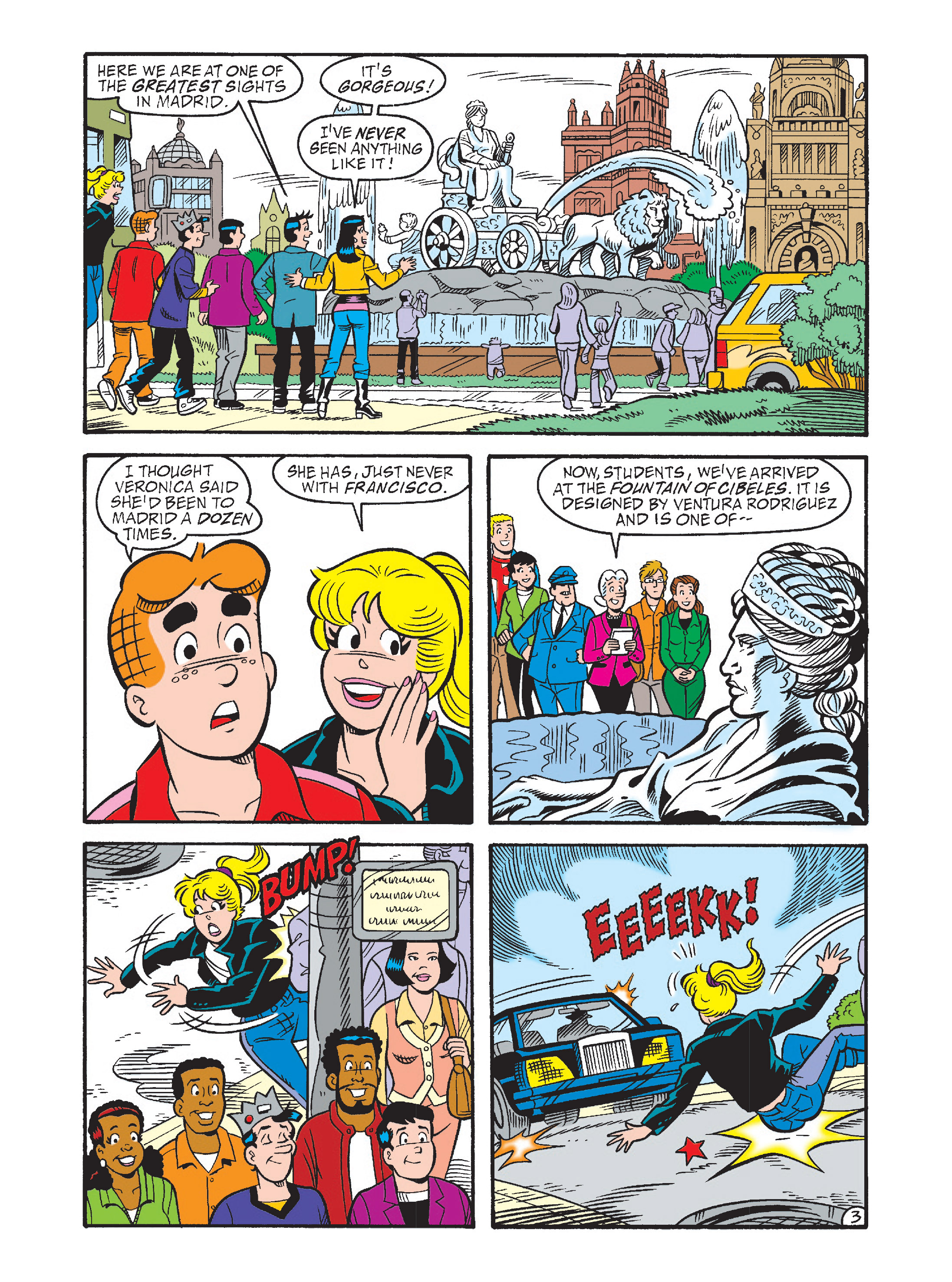 Read online Archie's Funhouse Double Digest comic -  Issue #2 - 38