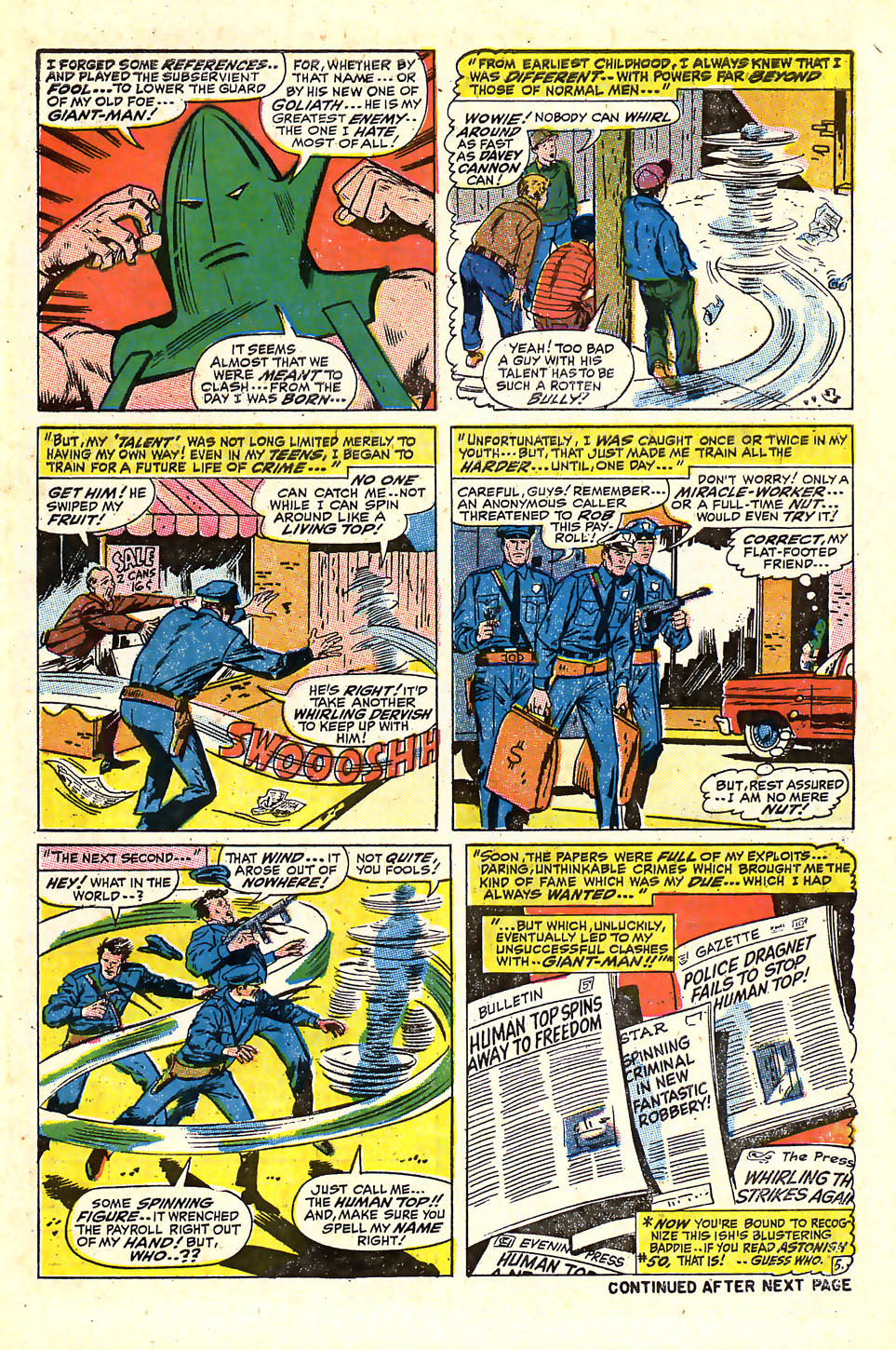 The Avengers (1963) 46 Page 5