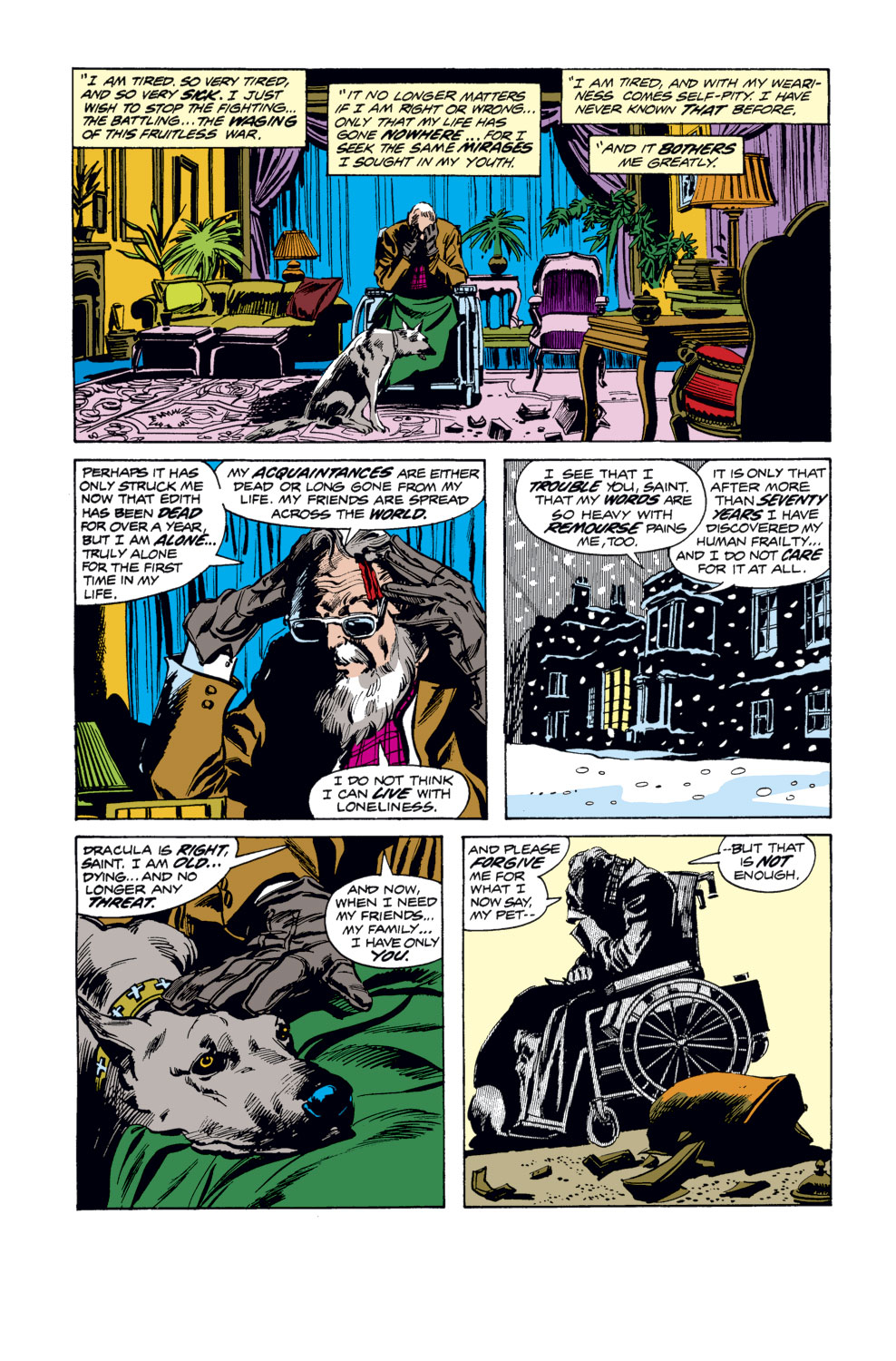 Tomb of Dracula (1972) issue 33 - Page 14