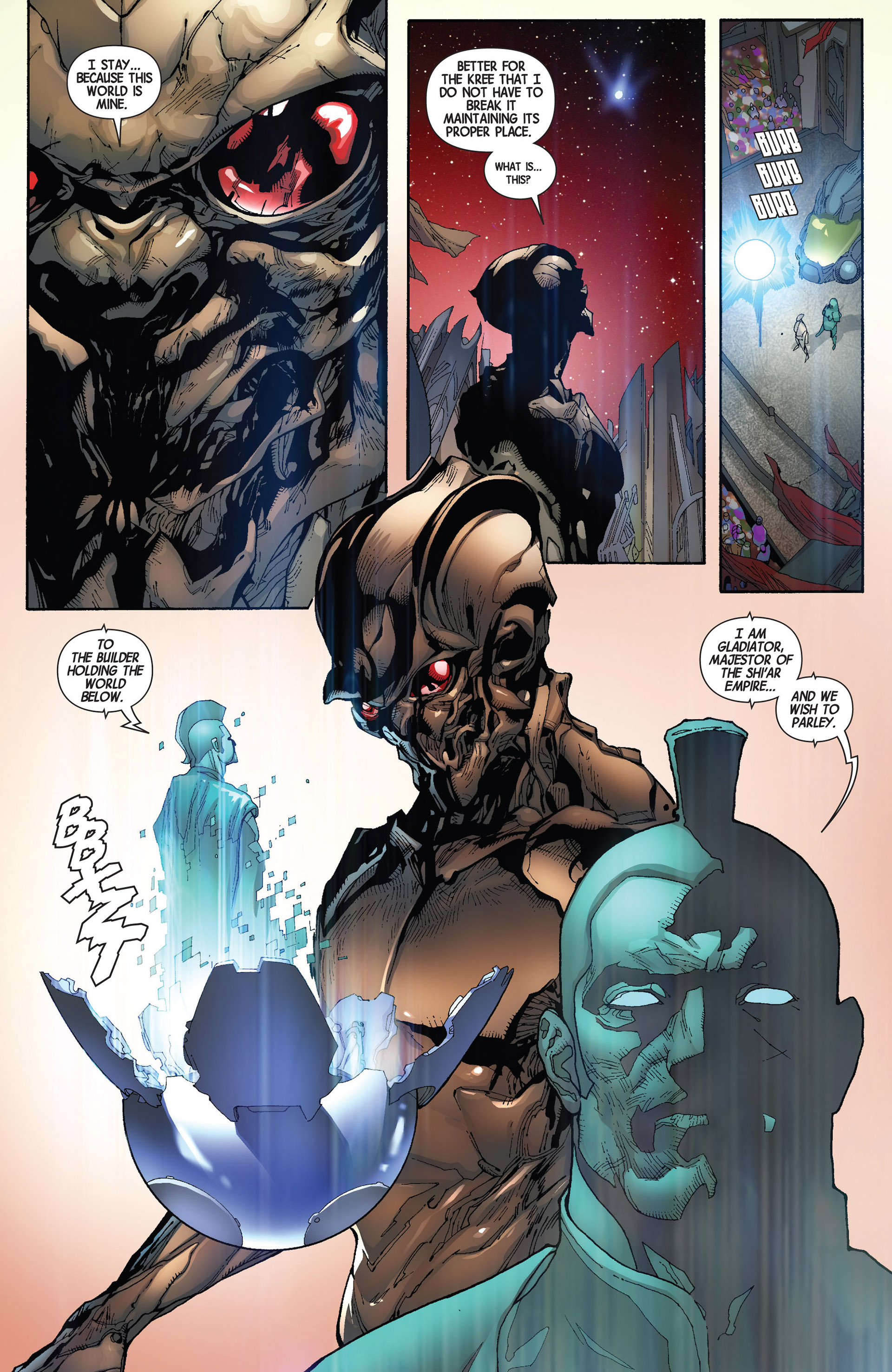 Read online Avengers (2013) comic -  Issue #20 - 18