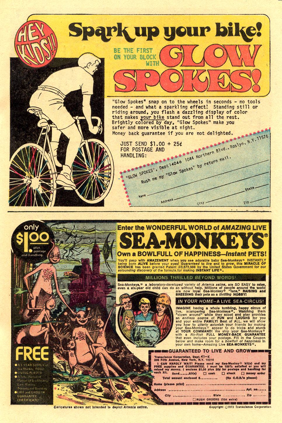 Read online Secret Origins (1973) comic -  Issue #5 - 17