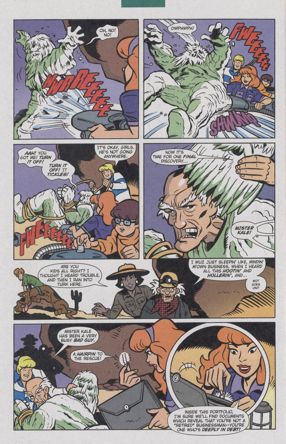 Read online Scooby-Doo (1997) comic -  Issue #78 - 38