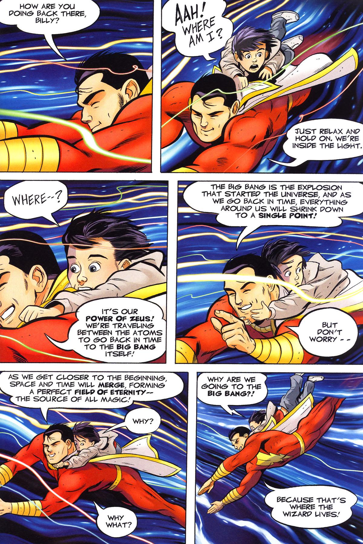 Read online Shazam!: The Monster Society of Evil comic -  Issue #1 - 36