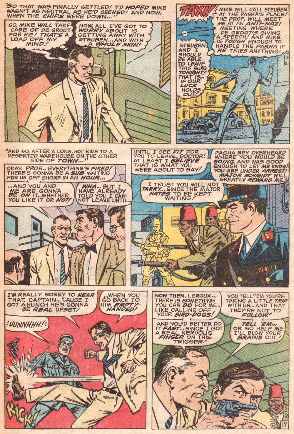 Read online Sgt. Fury comic -  Issue #72 - 29
