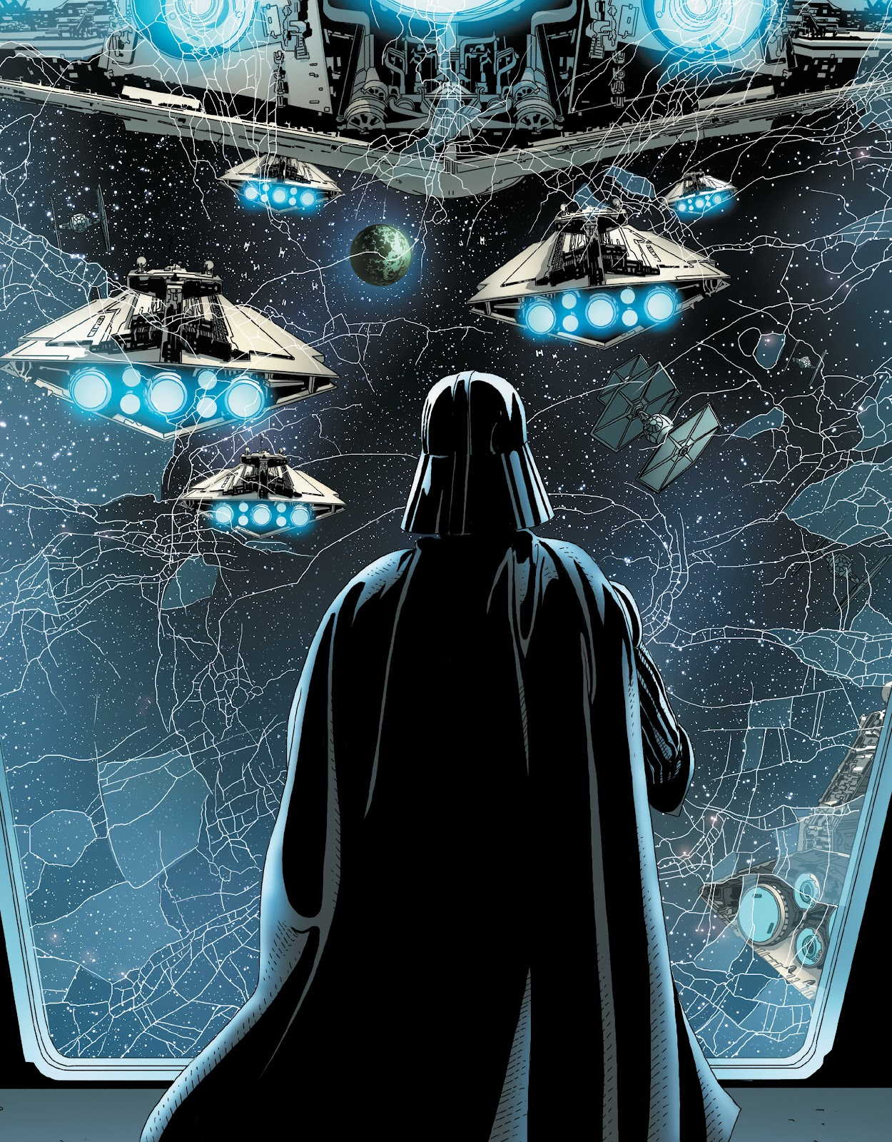 Read online The Marvel Art of Star Wars comic -  Issue # TPB (Part 1) - 74