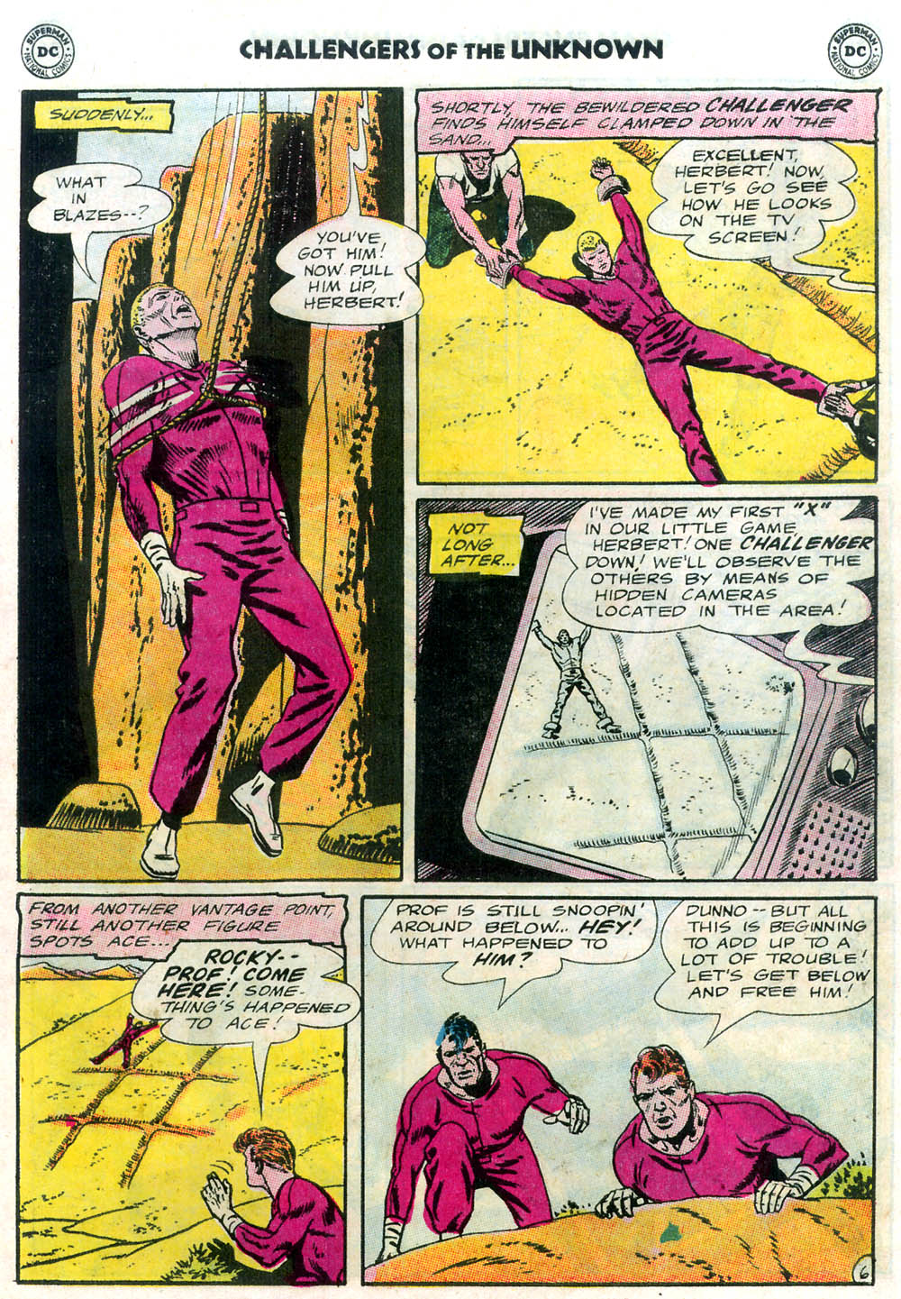 Challengers of the Unknown (1958) issue 47 - Page 20