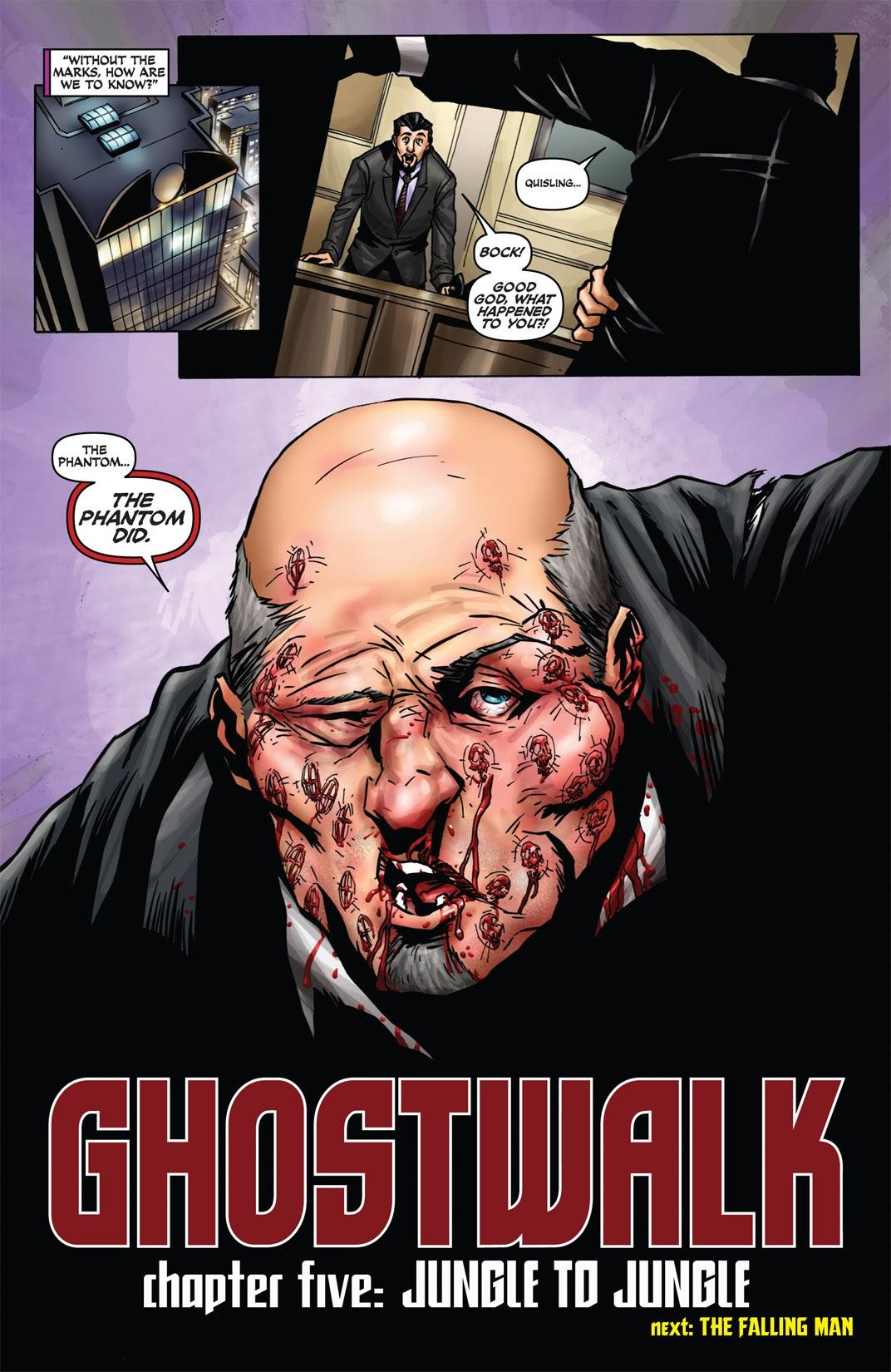 The Last Phantom 5 Page 24