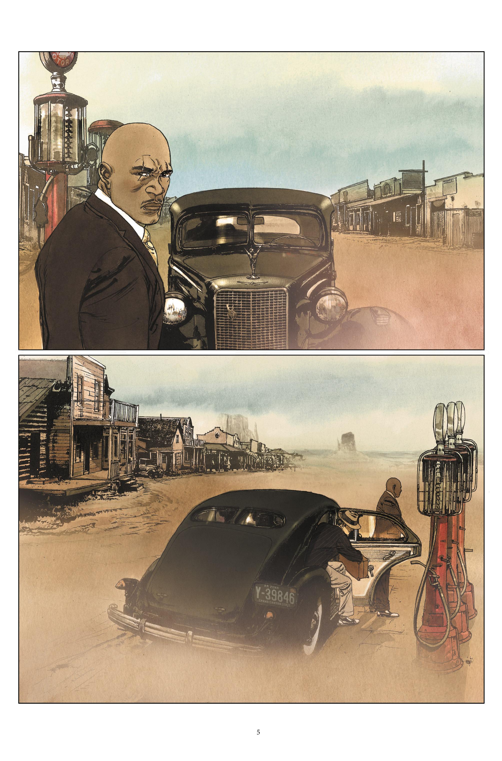Read online Triggerman comic -  Issue #1 - 10