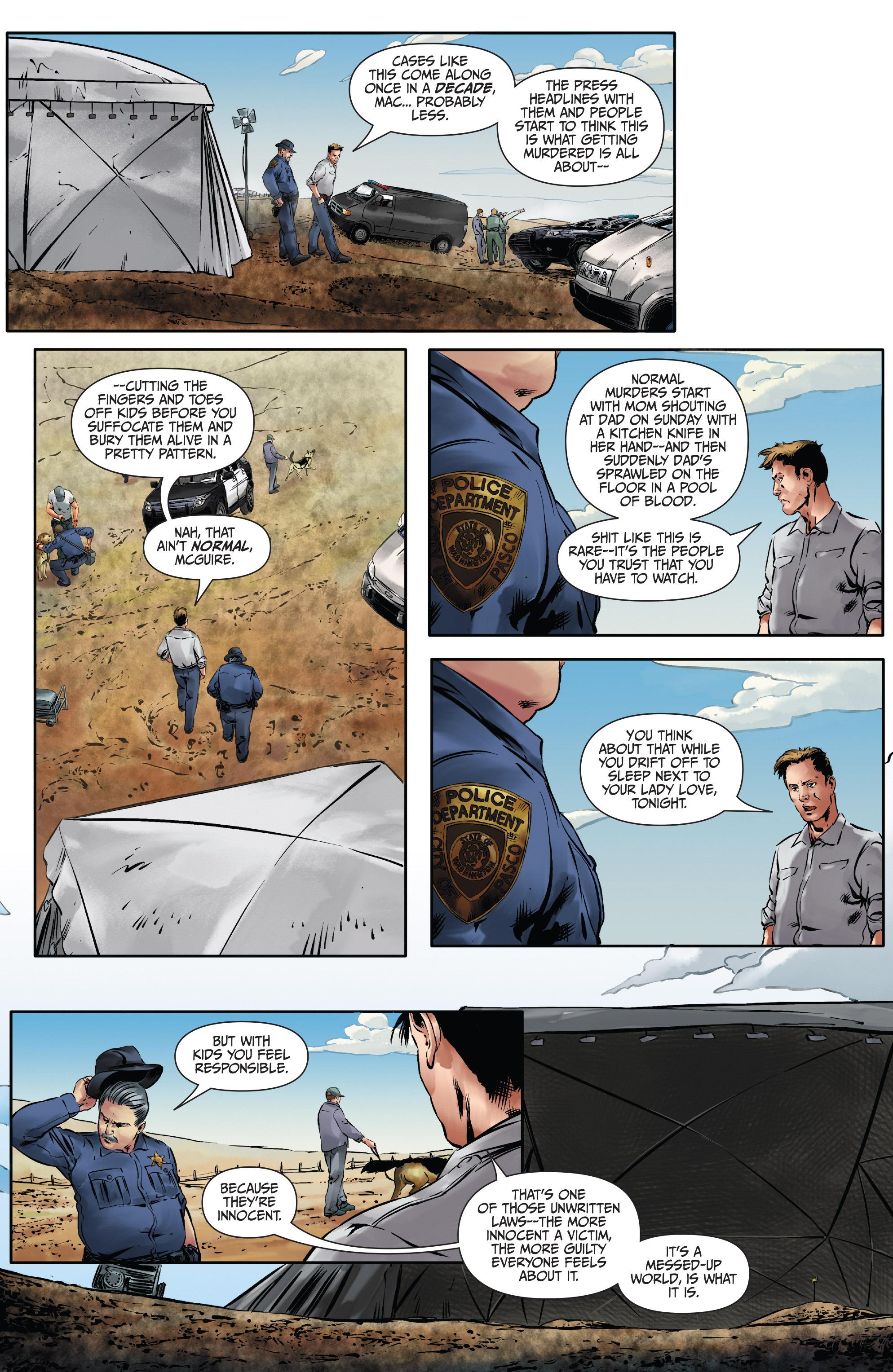 Read online Mercy Thompson comic -  Issue #2 - 10