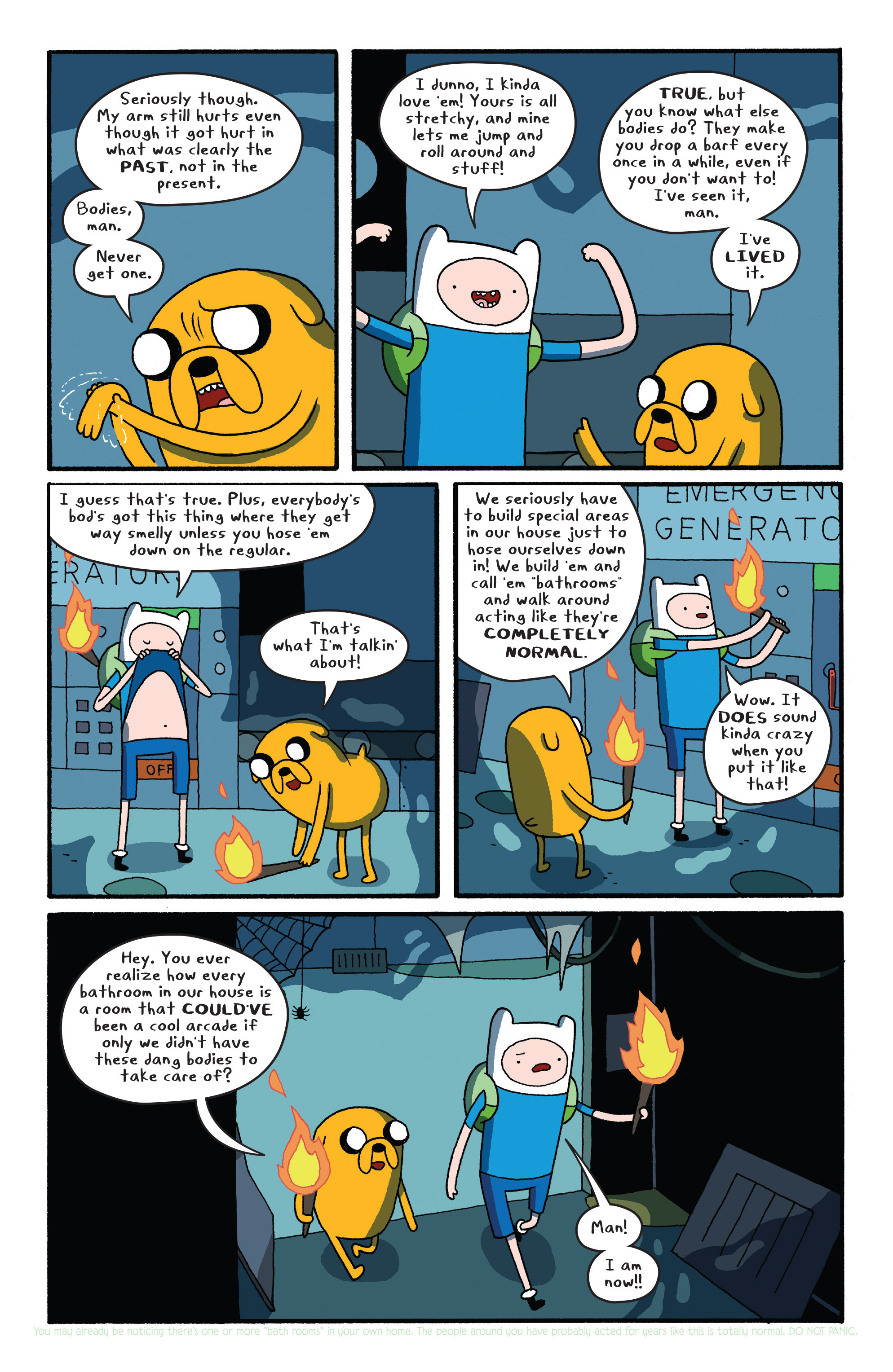 Read online Adventure Time comic -  Issue #26 - 13