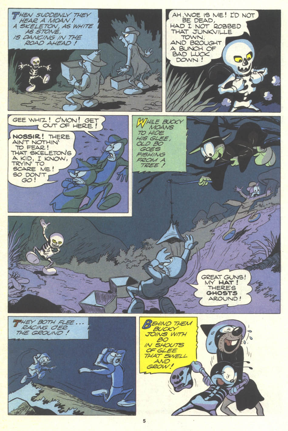 Walt Disney's Comics and Stories issue 554 - Page 20