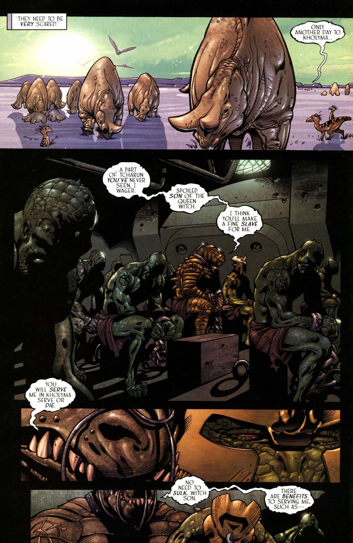 Read online Sigil (2000) comic -  Issue #24 - 11
