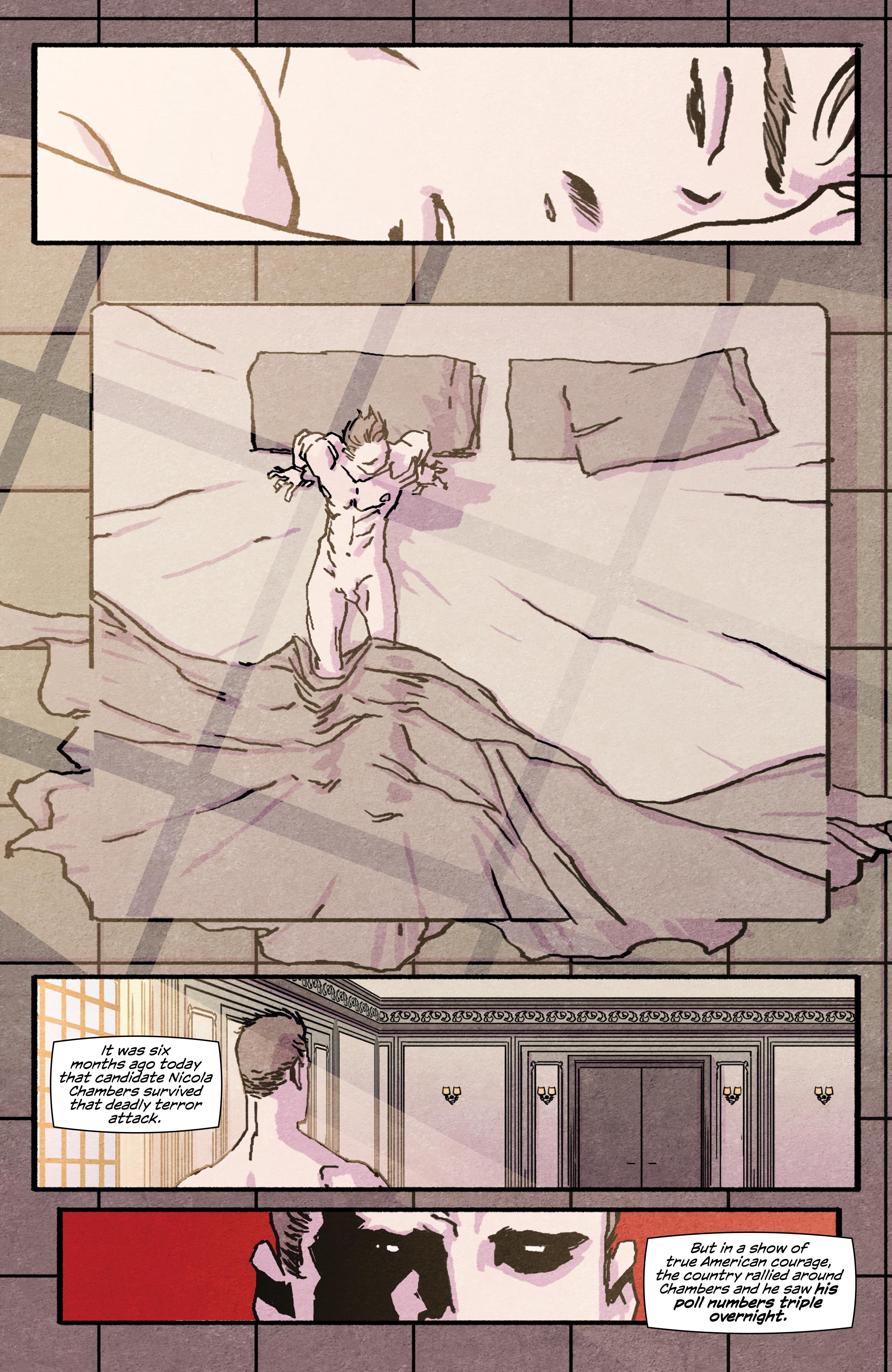 Read online Renato Jones, Season 2: Freelancer comic -  Issue #1 - 41