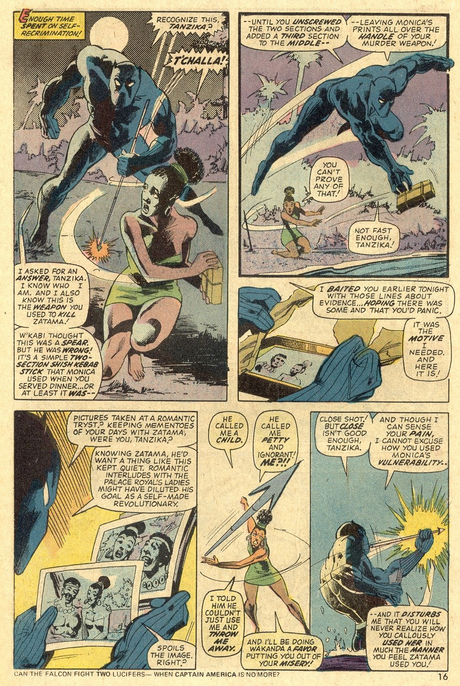 Jungle Action (1972) issue 11 - Page 17