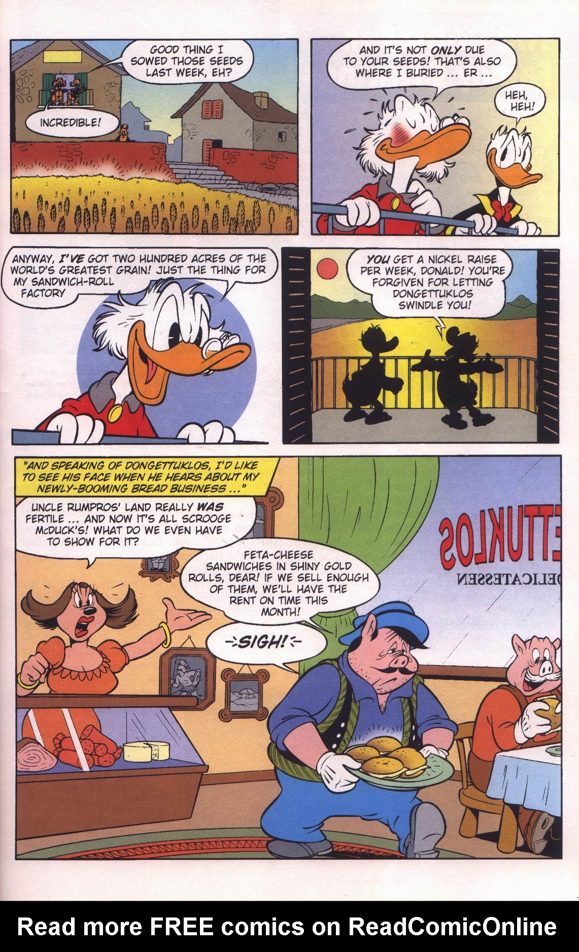 Read online Uncle Scrooge (1953) comic -  Issue #312 - 25