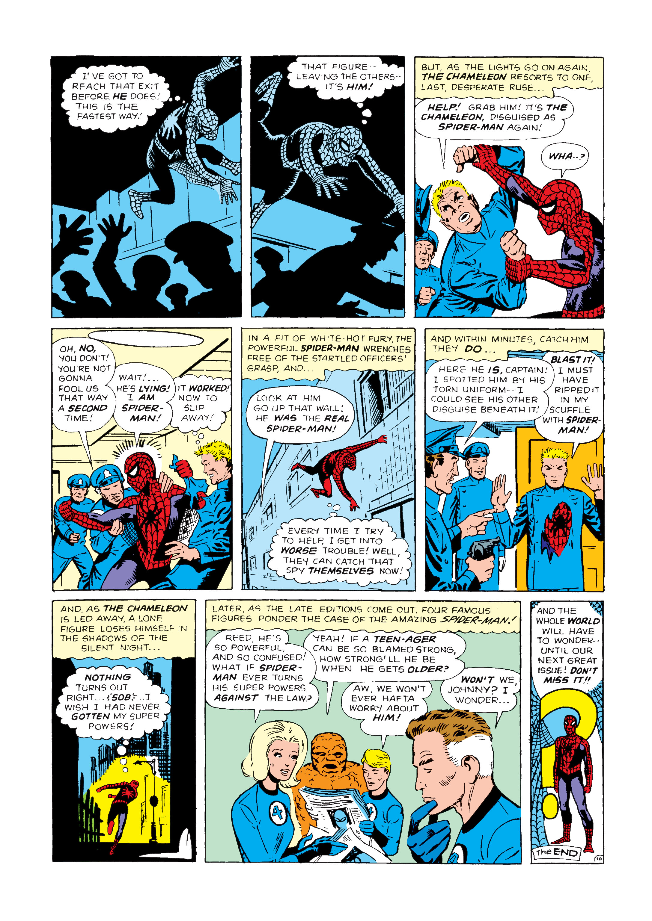 The Amazing Spider-Man (1963) 1 Page 24