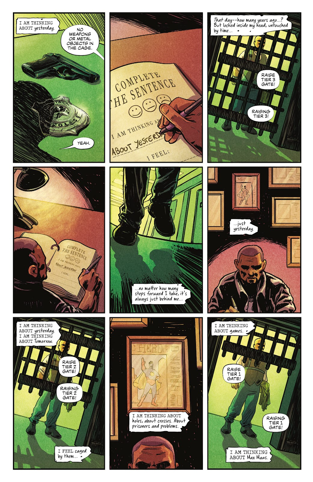 Read online Maxwell's Demons comic -  Issue #4 - 28