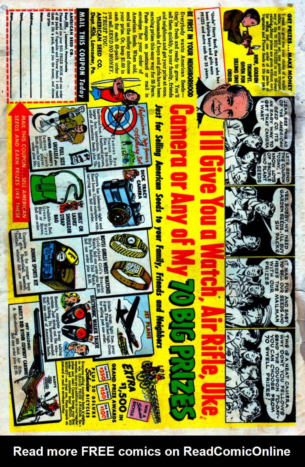 Read online Adventures into Weird Worlds comic -  Issue #27 - 37