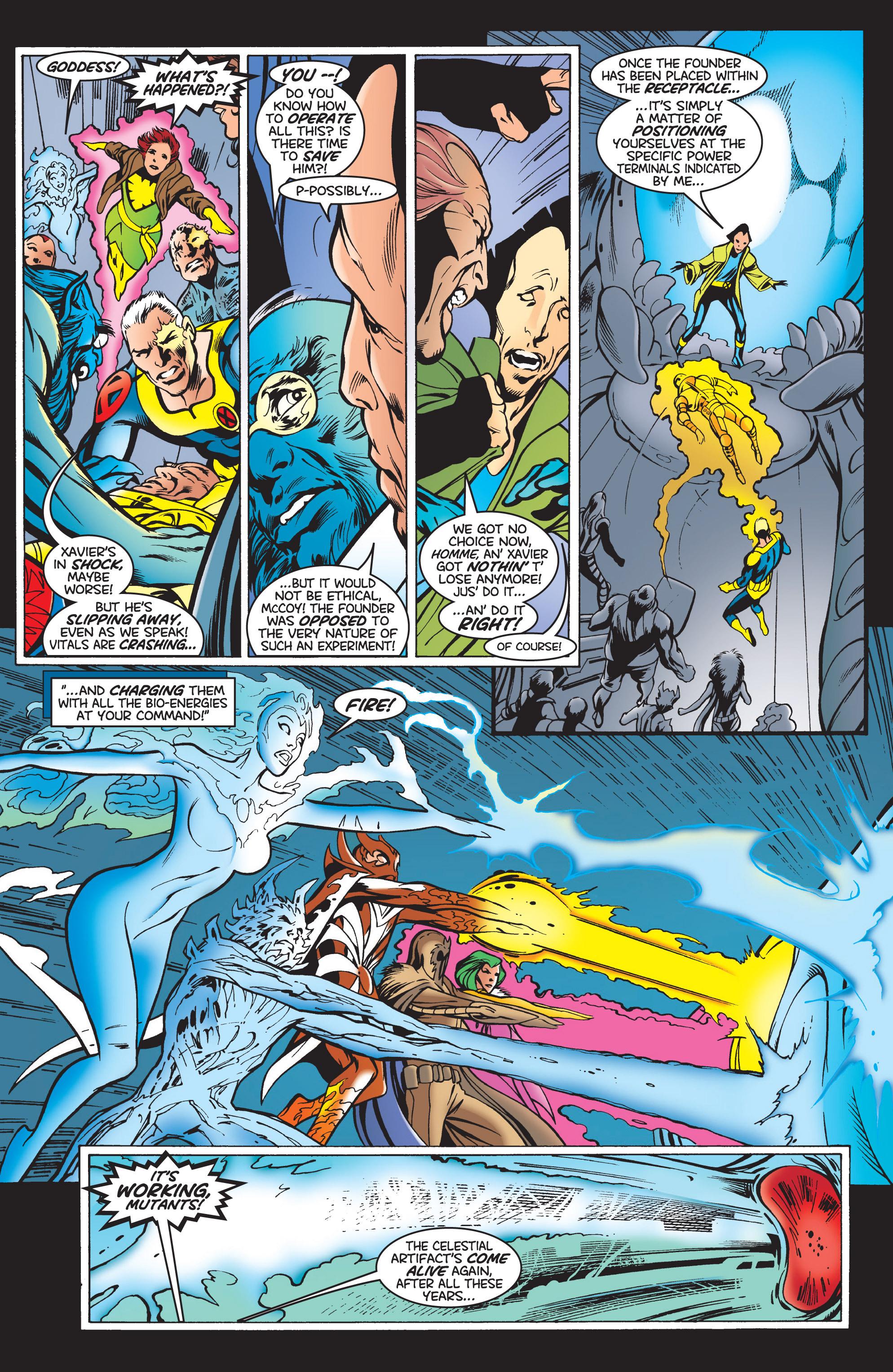 X-Men (1991) 98 Page 13