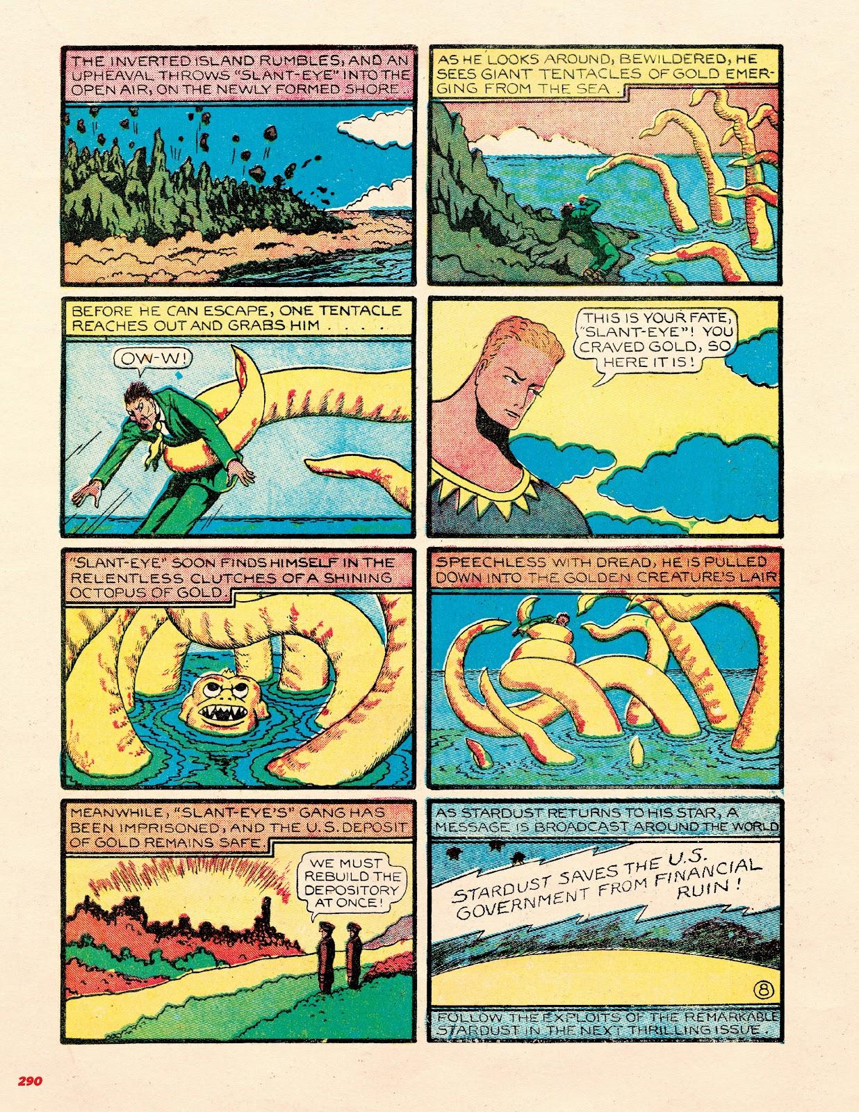 Read online Super Weird Heroes comic -  Issue # TPB 2 (Part 3) - 90
